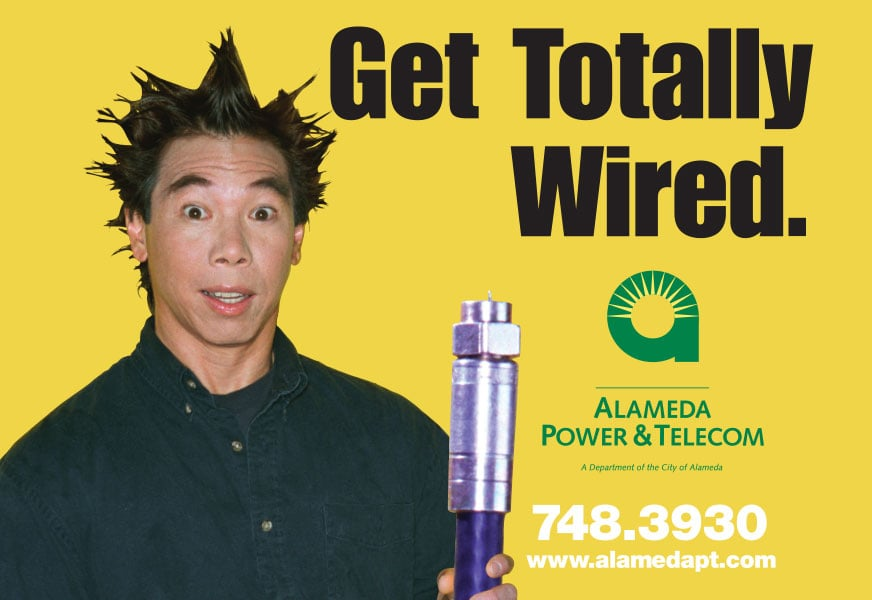 Alameda Power & Telecom