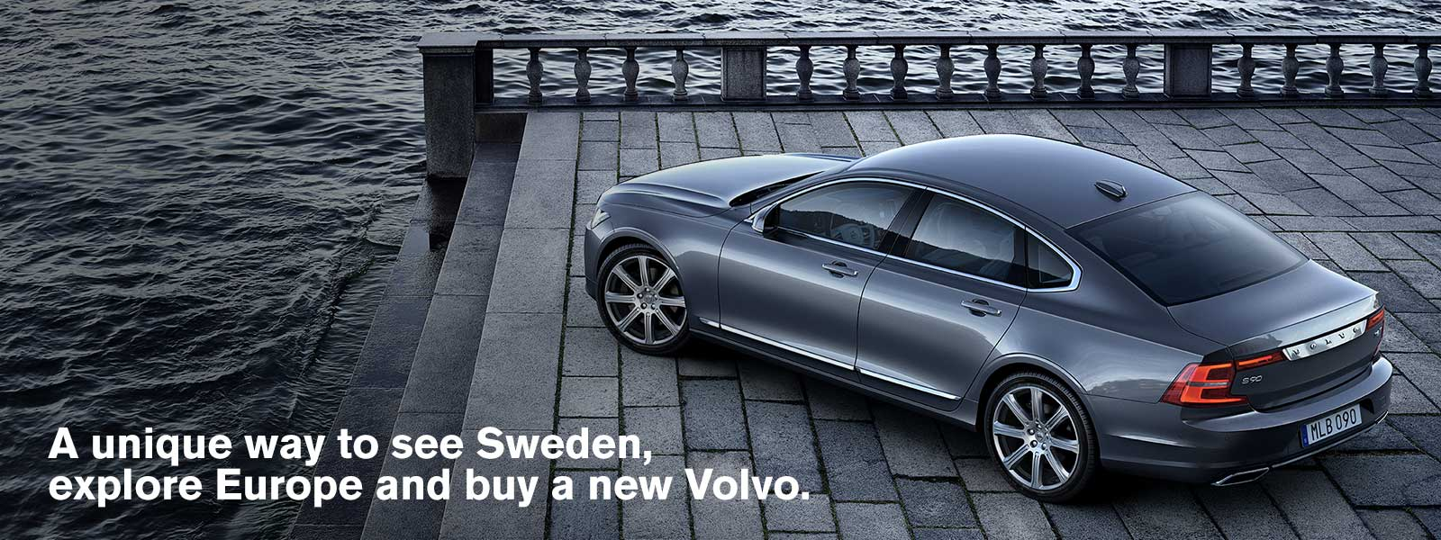 European Delivery | Volvo Cars Walnut Creek