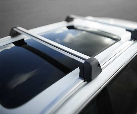 Volvo Roof Rack